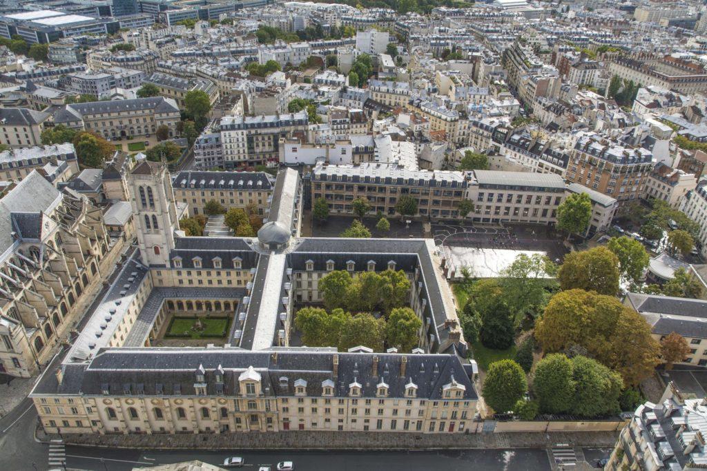 Le lycée Louis-le-Grand, une prépa parisienne d'excellence